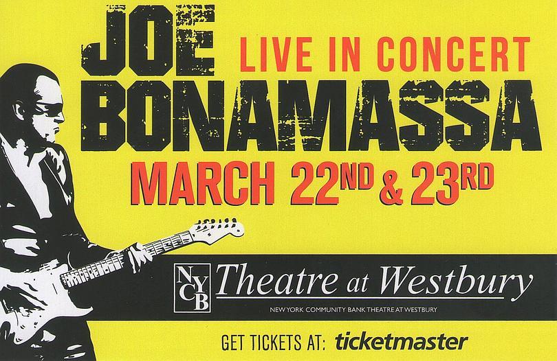 Joe Banamassa Live in Concert